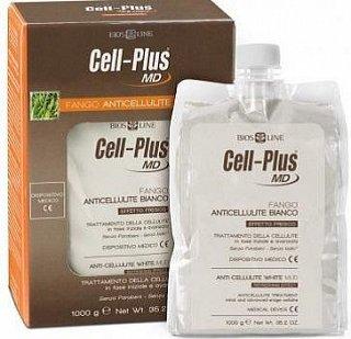 Koncentrat błotny (chłodzący) WHITE antycellulitowy i wyszczuplający CELL PLUS MD
