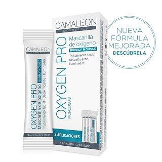 OXYGEN PRO MOUSSE EFERVESCENTE  Innowacyjny aktywator komórkowy, który głęboko oczyszcza   i przywraca rozświetlenie zmęczonej skórze.