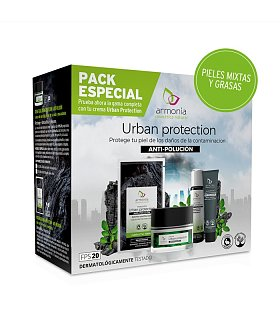 ARMONIA Urban Protection Nutritive Cream PROMO PACK