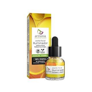 ARMONIA FACIAL OIL ILUMINADOR- Rozświetlający olejek do twarzy