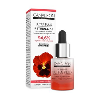 CAMALEON ULTRA PLUS RETINOL LIKE- Naturalna alternatywa dla retinolu